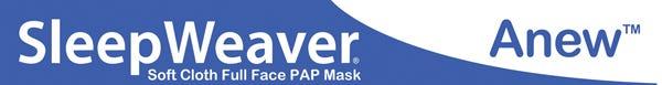 SleepWeaver Anew CPAP Mask