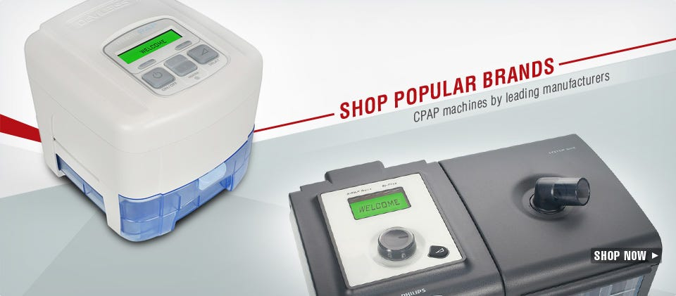 Shop CPAP Machines