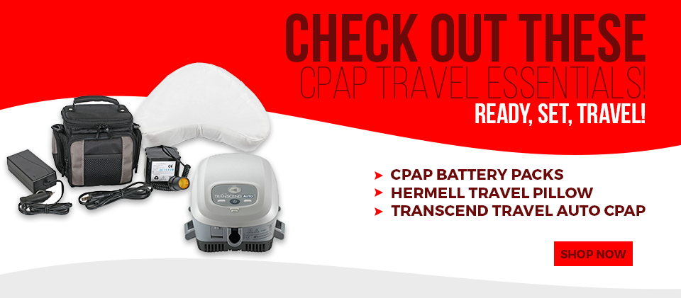 CPAP Travel Essentials by Canada CPAP Supply