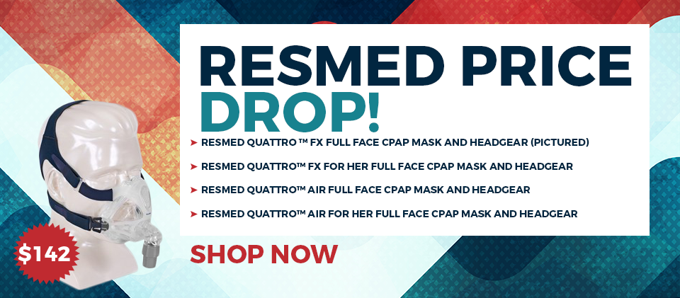 ResMed Price Drop!